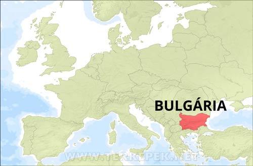 bulgária térkép Bulgária térképek bulgária térkép